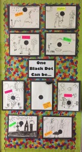 One Black Dot can be...